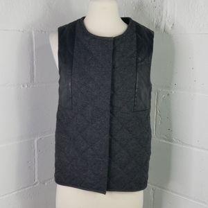 Cos women  quilted vest